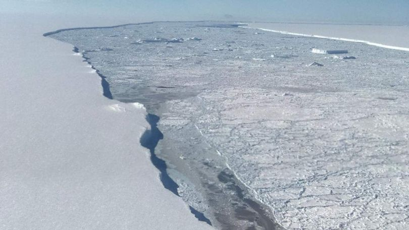 Greenlands melting ice sheets will soon face point of no return due to climate change