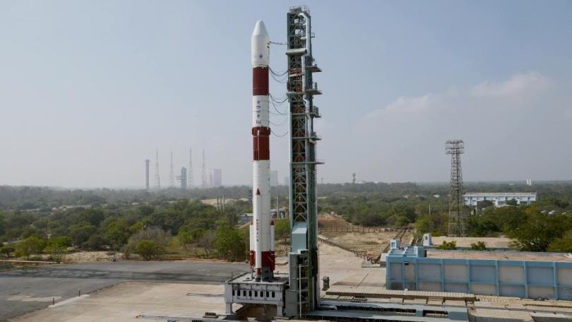 ISROs PSLV successfully launches 10 satellites including EOS-1, into orbit