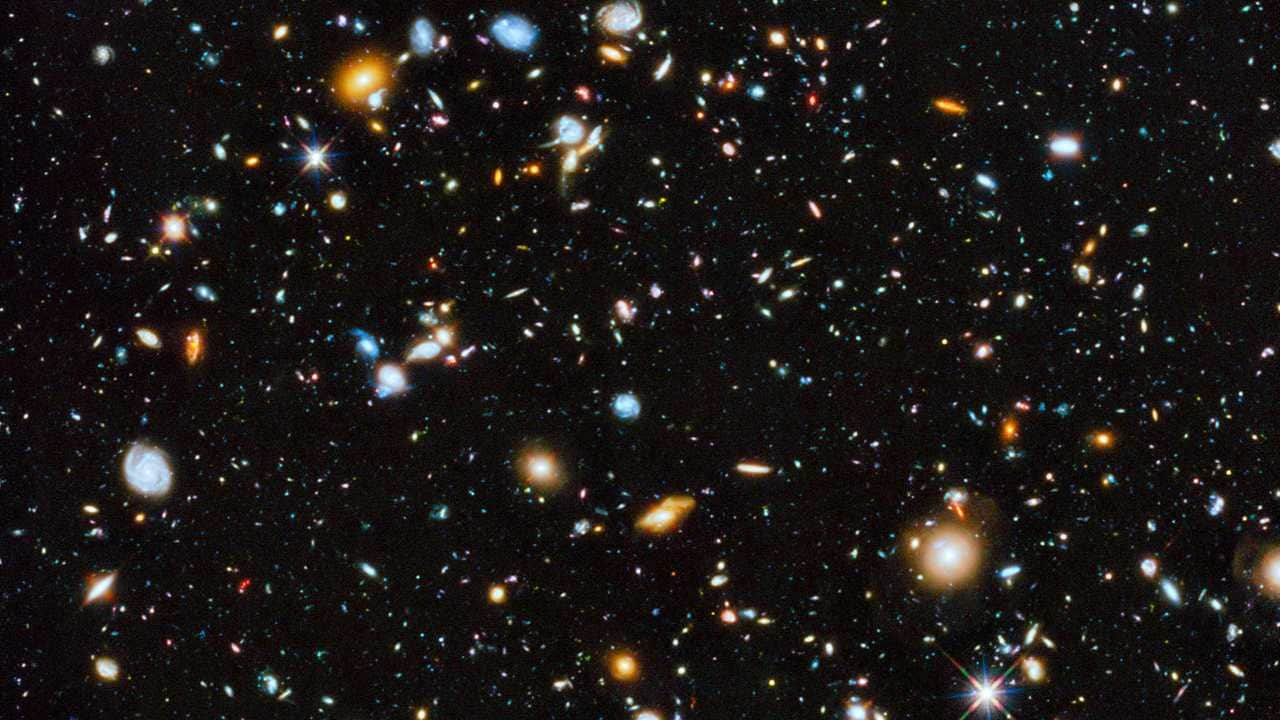 Million galaxies mapped in 300-hour-effort to create, corroborate data about the universe- Technology News, Gadgetclock