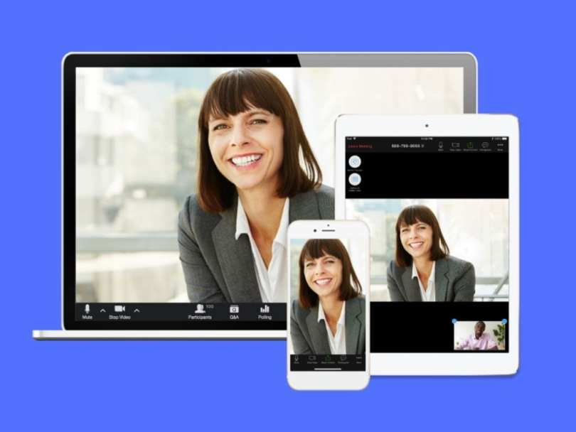 Zoom will temporarily lift its 40-minute limit for all meetings globally on 26 November
