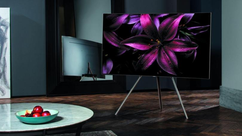 Samsung and MediaTek unveil the world's first smart TV with Wi-Fi 6E called Samsung 8K QLED Y21