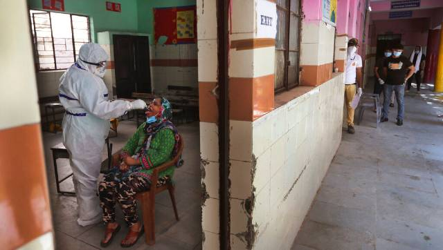 India sees 92,071 new infections in 24 hours, tally crosses 48 lakh; Manish Sisodia isolates self after positive test