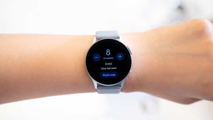 Galaxy Watch. Image: Samsung