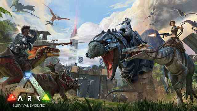 Ark: Survival Evolved is now available for free on Epic Games Store till 18 June