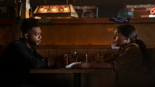 Stephan James and Janelle Monae as Walter Cruz and Alex/Jackie, respectively, in Homecoming season 2 | Amazon Prime Studio