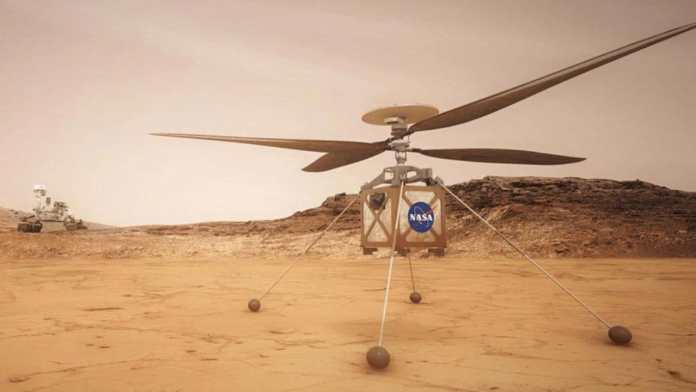 NASAs Ingenuity Mars helicopter clears tests, inches closer to historic first flight in April