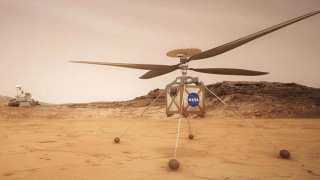Technical glitch keeps Ingenuity helicopter grounded on fourth Mars flight attempt- Technology News, Gadgetclock