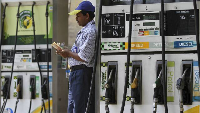 Diesel prices hit new high, petrol rates rise by 5 paise after a day's pause; both above Rs 80 in Delhi