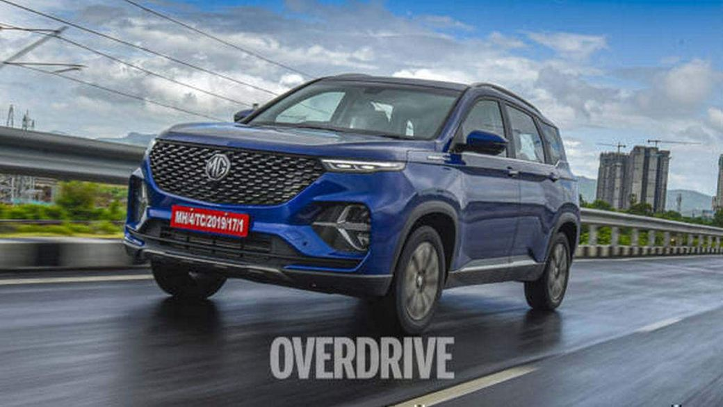 MG Hector Plus Road test review: It is a convincing buy but reduced luggage carrying capacity might hold it back