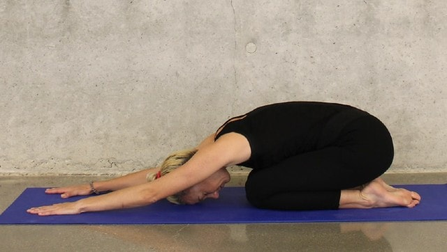 Five yoga asanas that can help you get rid of stress, improve quality of sleep