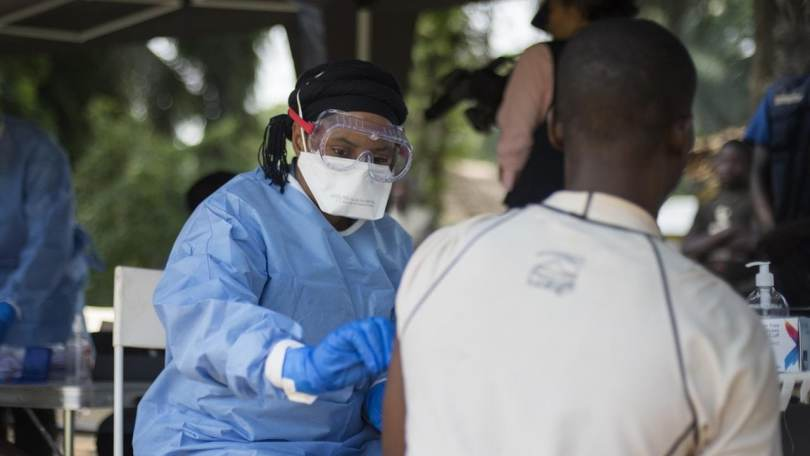 Survivor of Ebola outbreak five years ago likely triggered the ongoing outbreak in Guinea