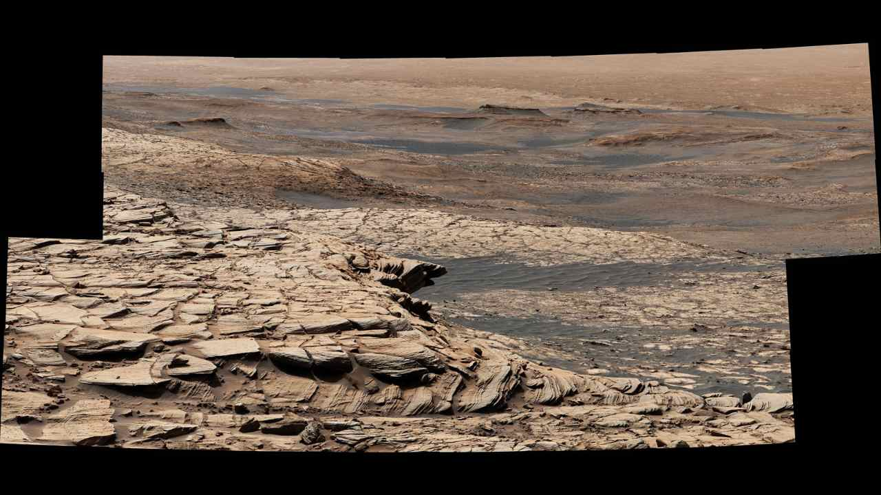 NASA's pictures from Mars show where Curiosity rover is headed next- Technology News, Firstpost 2