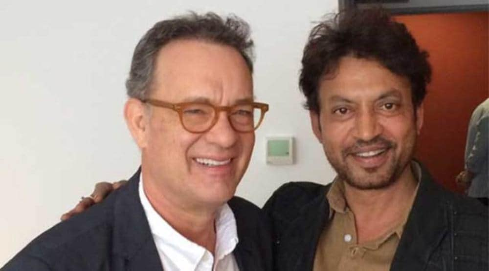 Tom Hanks once said he wanted to ape Inferno co-star Irrfan Khan's acting style 3