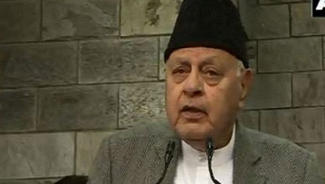 Farooq Abdullah, in first visit to Delhi since abrogation of J&K's special status, arrives for Monsoon Session of Parliament