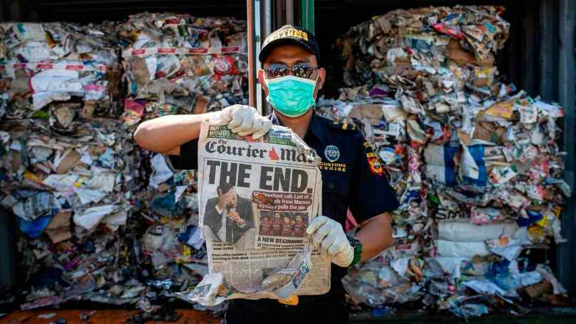Criminals profiteering off plastic waste, adding to polluting by burning them instead of recycling: Interpol report