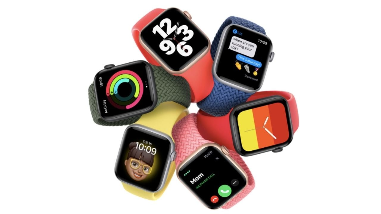 Apple Watch Series 7 leak hints at iPhone 12-like flat edges, new pastel green and light blue colour options and more- Technology News, Gadgetclock