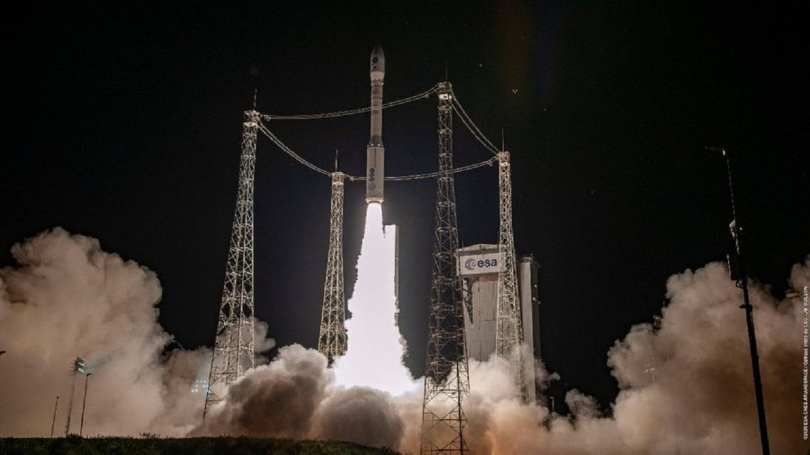 Arianespace's Vega rocket failure after lift-off caused by faulty wiring that changed its trajectory- Technology News, Gadgetclock