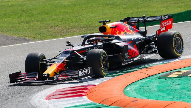 Formula 1 2020: Impossible for me to win Italian GP, says Max Verstappen after disappointing run in Friday's practice sessions