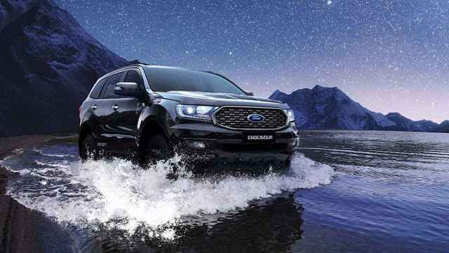 Ford Endeavour Sport launched in India at a starting price of Rs 35.10 lakh