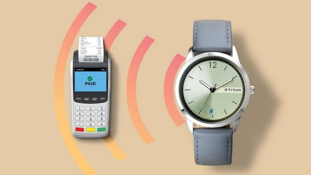 Titan teams up with SBI to launch contactless payment watches at a starting price of Rs 2,995