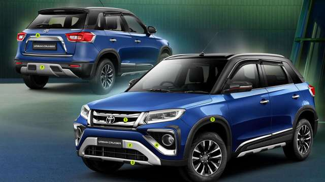 Toyota Urban Cruiser 2020 debuts in India at Rs 8.40 lakh: Specifications, variants and more