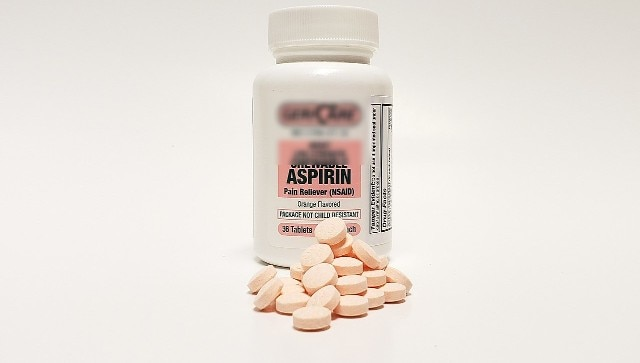 Study suggests aspirin may help lower risk of death from severe COVID-19 complications