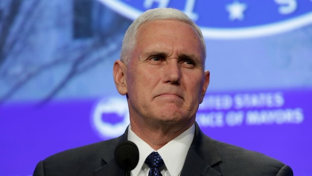 Mike Pence refuses to invoke 25th Amendment to remove Donald Trump from office