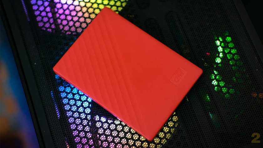 WD My Passport 2 TB External HDD review: Slim and light, but also on performance