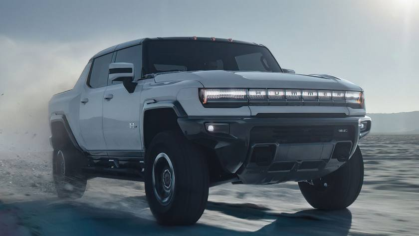 New Hummer EV, claimed to be world's first electric super-truck, unveiled