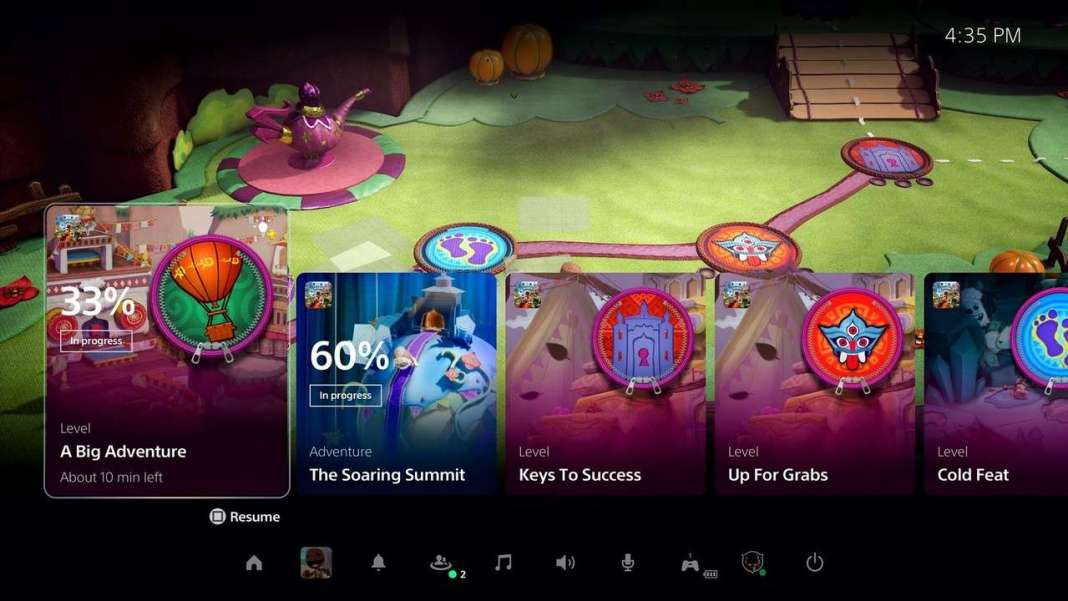 Sony PlayStation 5s redesigned UI revealed: Everything that is different
