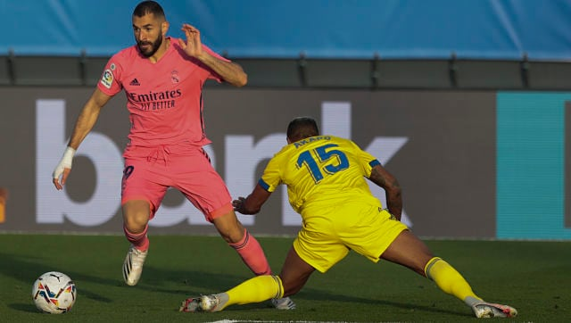 LaLiga: Anthony Lozano's strike helps newly-promoted Cádiz stun heavyweights Real Madrid