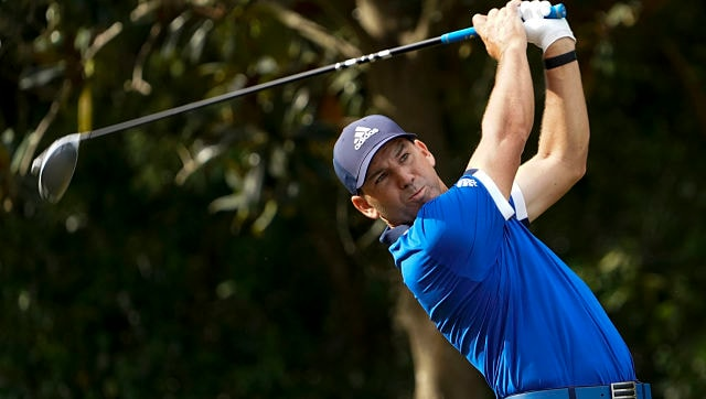 Golfer Sergio Garcia withdraws from Masters after testing positive for COVID-19