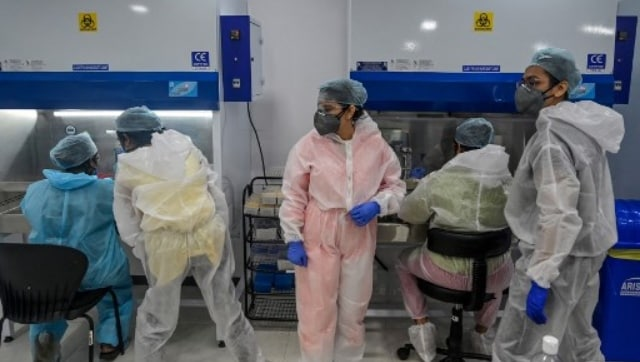Coronavirus News LIVE Updates: India's active case load stands at 2,83,849; over 96.93 lakh cured so far