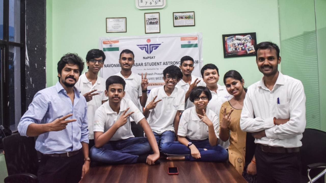 Odisha's NaPSAT to represent India in NASA's Human Exploration Rover Challenge 2021- Technology News, Gadgetclock