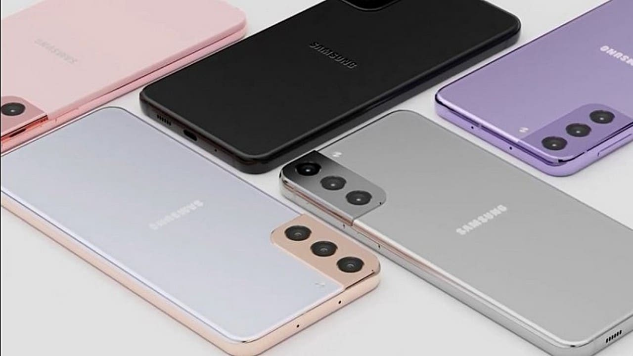 Samsung Galaxy S21 renders hint at a triple rear camera setup and five colour variants- Technology News, Gadgetclock