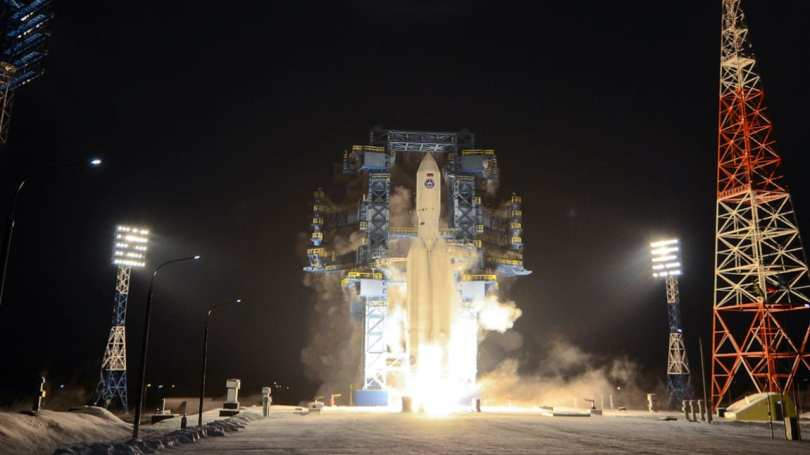 Russia's heavy-class Angara flies for the second time, six years after first launch in 2014- Technology News, Gadgetclock