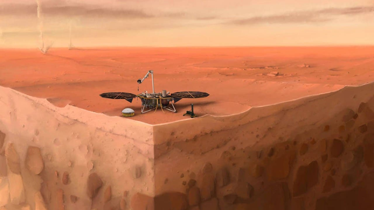 'Mole' on NASA's InSight Mars lander is dead after years of failed attempts to drill into surface- Technology News, Gadgetclock