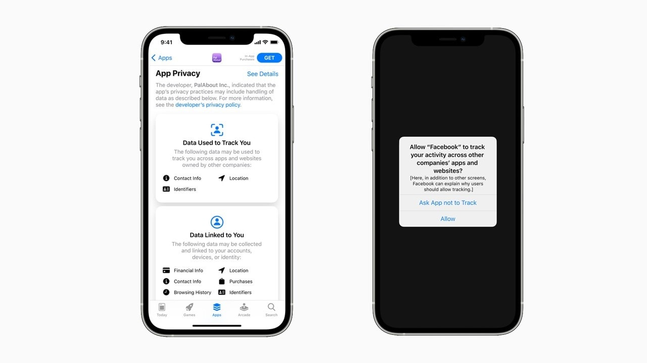 Apple announces new 'App Tracking Transparency' feature to keep the users informed about data sharing- Technology News, Gadgetclock