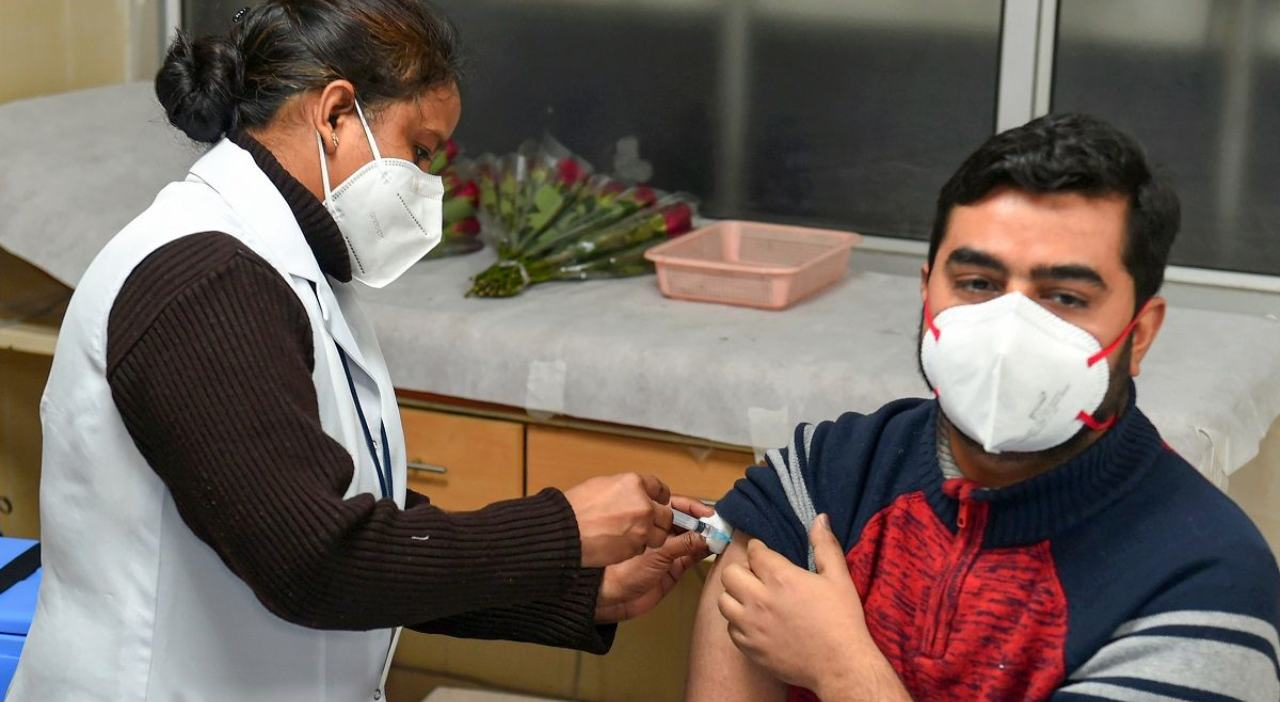 India's COVID-19 vaccination drive sees tens of thousands opt out; experts point to fear, misinformation