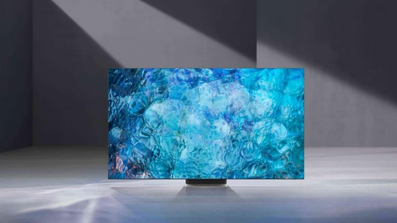Samsung to host an event at 7.30 pm IST today, may unveil Neo QLED TVs with Mini-LED- Technology News, Gadgetclock