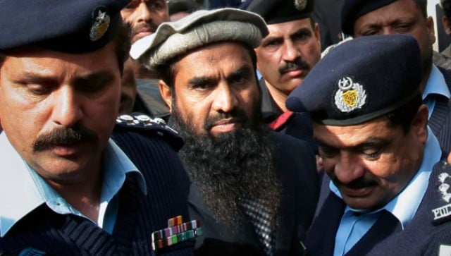 Pakistan arrests 2008 Mumbai attacks mastermind Zaki-ur-Rehman Lakhvi on terror finance charges