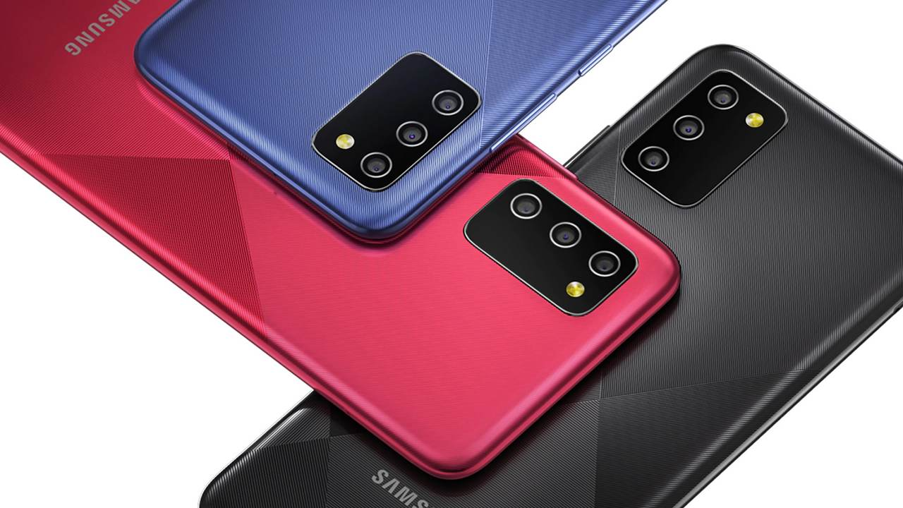 Samsung Galaxy M02s with a 13 MP triple rear camera setup launched in India at a starting price of Rs 8,999- Technology News, Gadgetclock