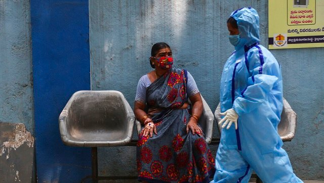 With 46,951 new COVID-19 cases, India records highest single-day surge since mid-November