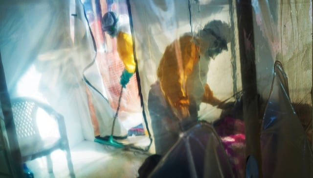 Ebola survivor infected years ago may have started new outbreak in Guinea, claim researchers