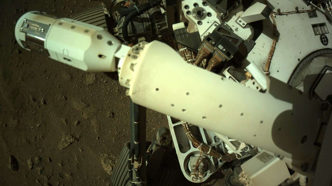 NASA's Perseverance Mars rover uses wind sensor as health studies follow- Technology News, Firstpost