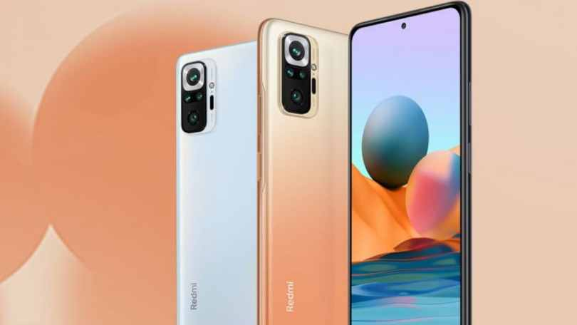 Redmi Note 10 Pro with a 64 MP quad camera setup to go on sale today at 12 pm on Amazon and Mi.com