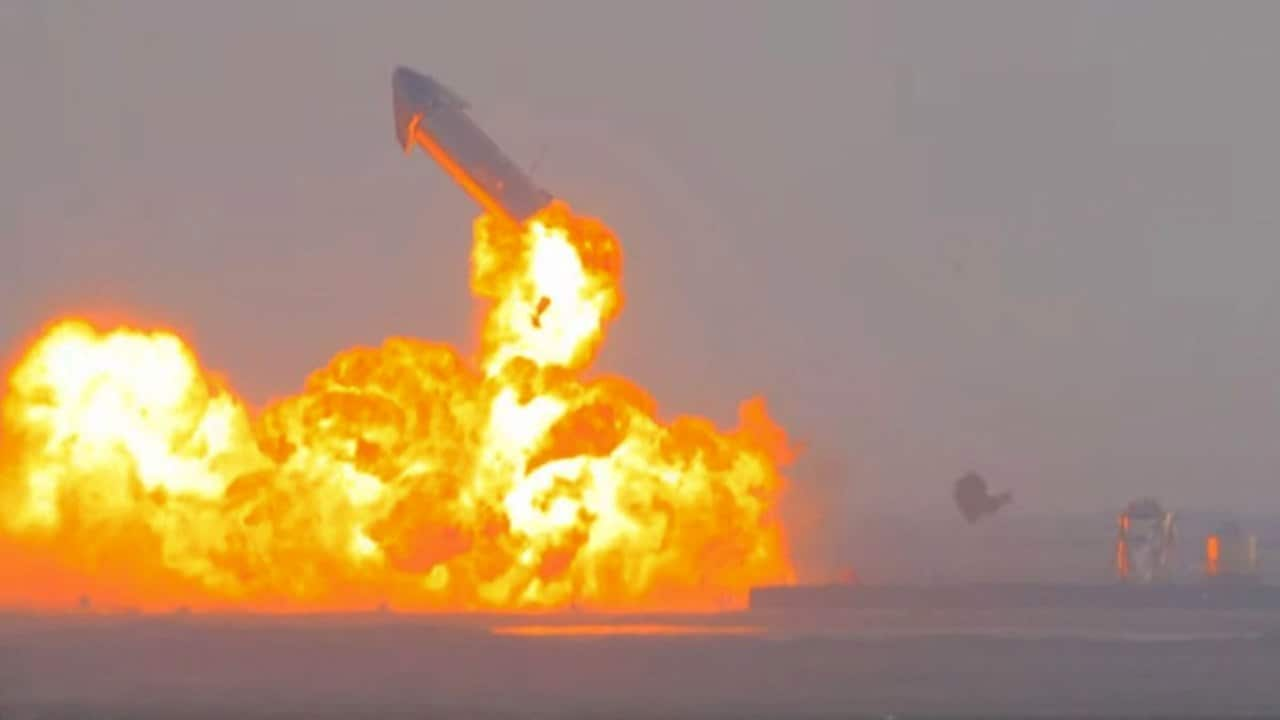Elon Musk explains why SpaceX's Starship SN10 engine blew up after landing safely- Technology News, Gadgetclock