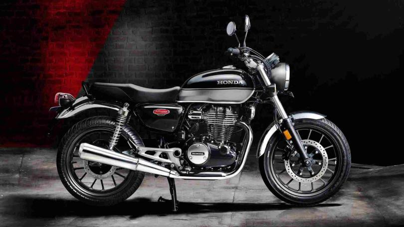 Honda H'ness CB 350 recalled in India to address potential transmission defect
