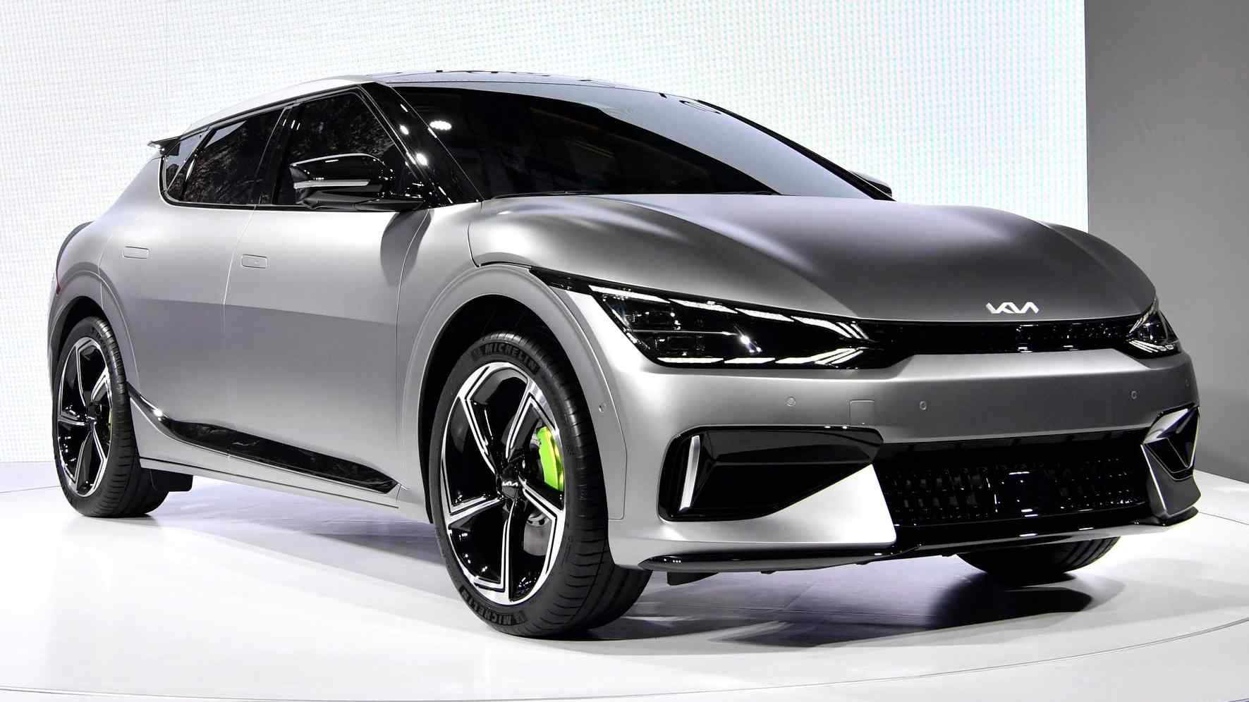 Kia EV6 GT electric crossover packs 585 hp, 0-100 kph time of 3.5 seconds and 260 kph top speed- Technology News, Gadgetclock