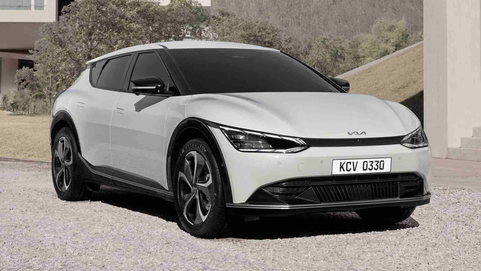 Kia EV6 is the brand's first dedicated all-electric vehicle, previewed ahead of world premiere- Technology News, Gadgetclock